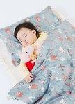調溫抗菌安撫涼被(佩佩豬)—睡袋組適用